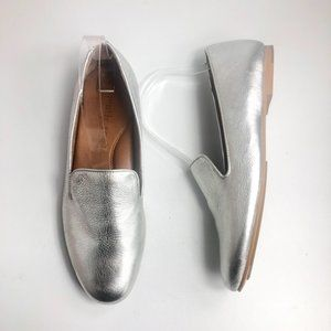 Gentle Souls by Kenneth Cole Ellina Loafers Silver